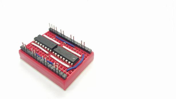 L293D motors