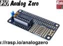 RasPiO Analog Zero – Read 8 Sensors At Once On Raspberry Pi