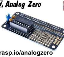 RasPiO Analog Zero – Read 8 Sensors At Once On Raspberry Pi