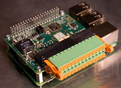 Raspberry Pi industrial HAT features RS-485 and 1-Wire e