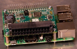 Raspberry Pi industrial HAT features RS-485 and 1