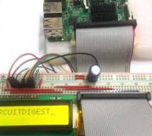 16×2 LCD Interfacing with Raspberry Pi using Python