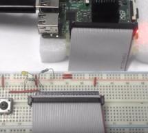 Interface a button to Raspberry Pi