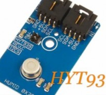Humidity Measurement Using HYT939 and Raspberry Pi