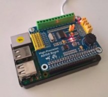 Raspberry Pi AD/DA Board Library for Window 10 IoT Core