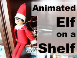animated-smart-elf-with-raspberry-pi-servo-controller