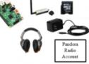 Pianobar- A Raspberry-Pi Radio