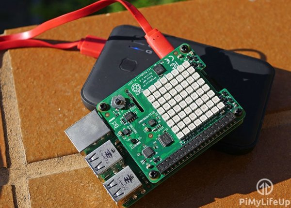 raspberry pi sense hat supercharge your pi