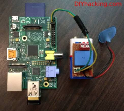 web based automation for your home with raspberry pi