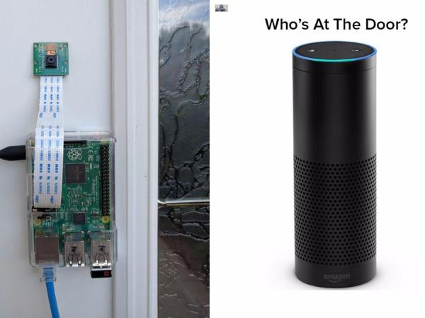 Alexa, Whos At The Door
