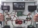 Pulse Train HAT for Raspberry Pi Mecanum Bot Example