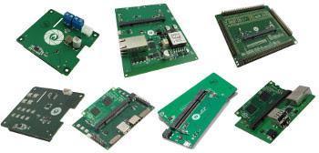 Gumstix Raspberry Pi expansion boards