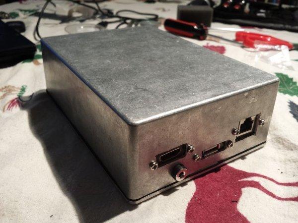 Mjolnir - The Portable Media Computer