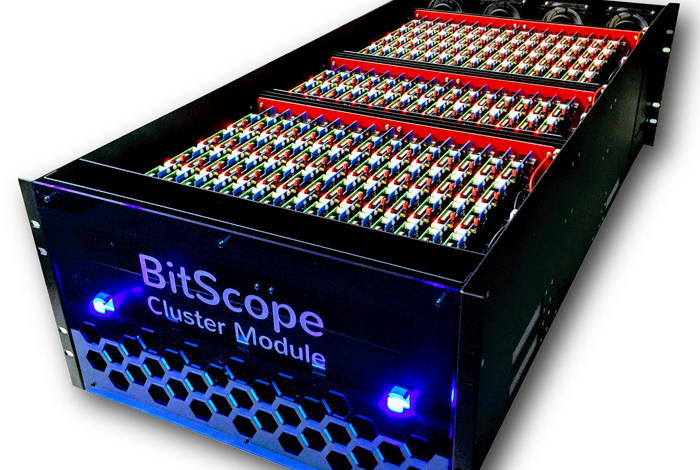 BitScope Cluster Modules system