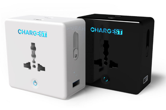 ChargEST, A Travel Adapter To Charge Your Devices