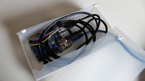 iVolume — a volume-controlled RPi Radio (4)