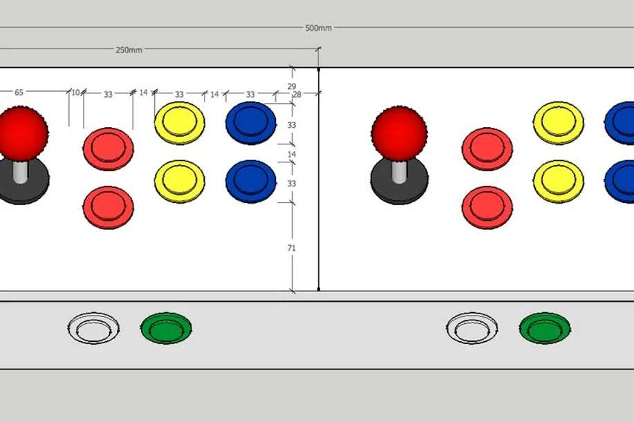Designing the controls