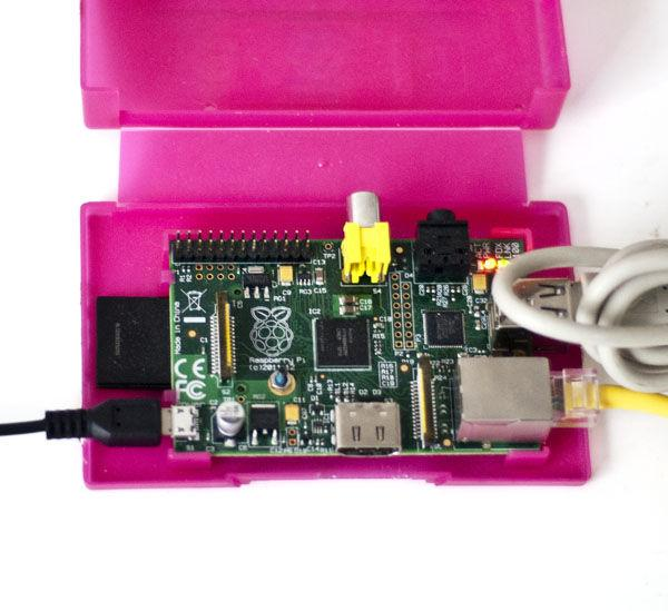 Raspberry Pi Multi-Room Audio