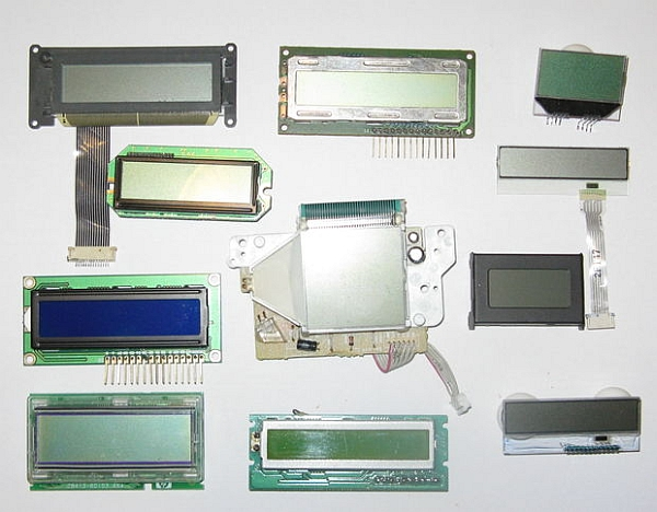 Salvaging Liquid Crystal Displays