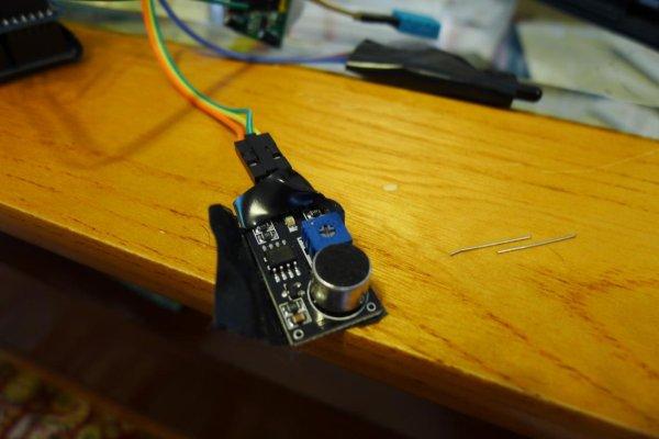 Uber Sensor - Dog Bark / Noise Sensor