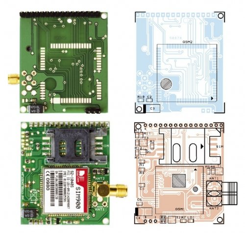 GSM Remote Control – GSM Module