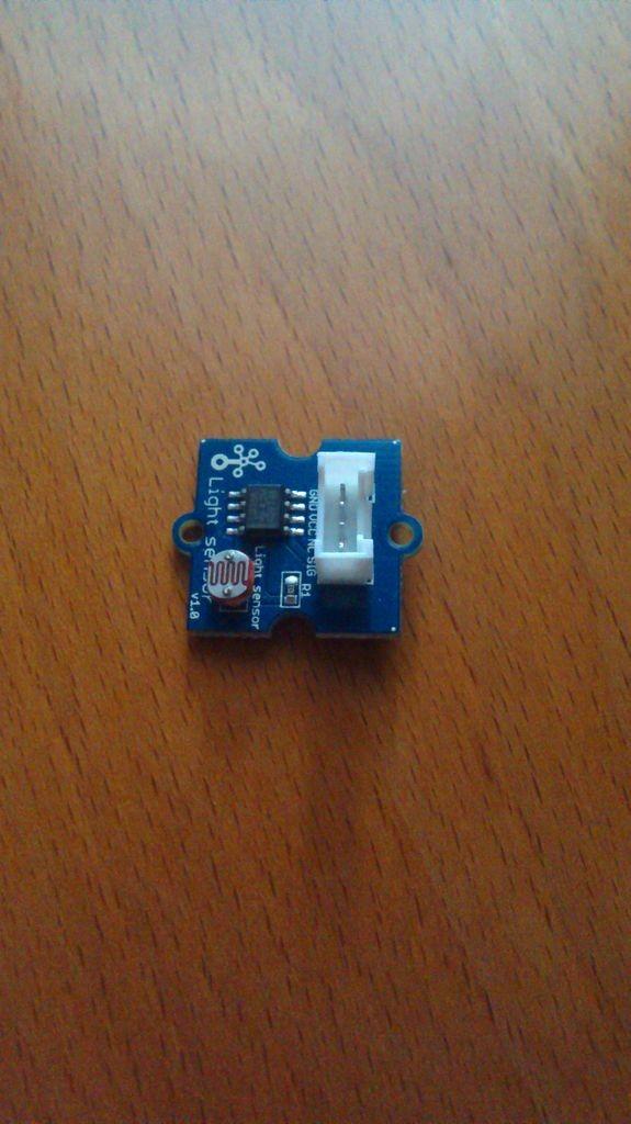 Intel Edison Spectrophotometer2