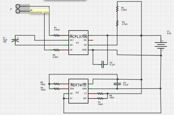 Log and Graph 24V Thermostat Events (Optocoupler + Raspberry Pi) using raspberry
