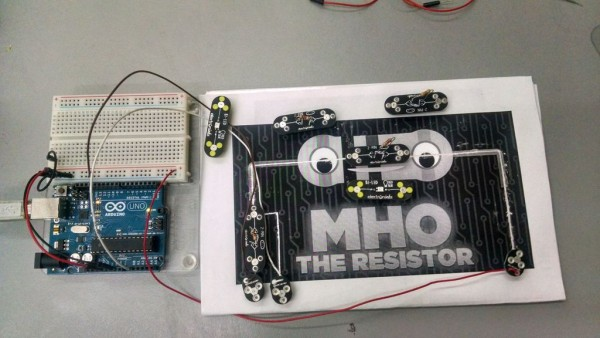 Mho PlayGround Circuit Scribe