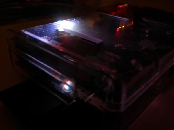 Raspberry Pi Medal Light