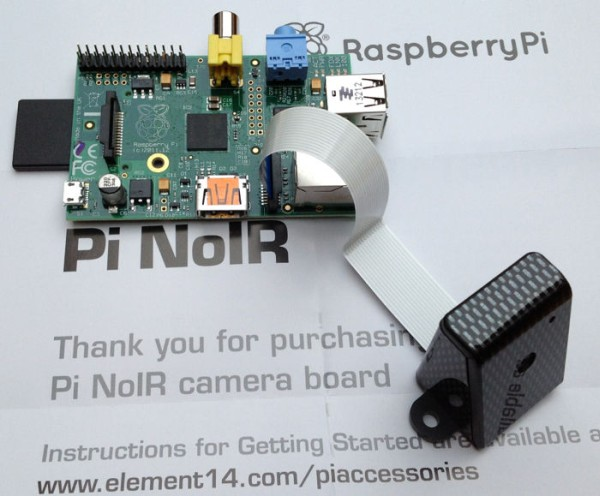 Raspberry Pi Slow Scan Television Camera