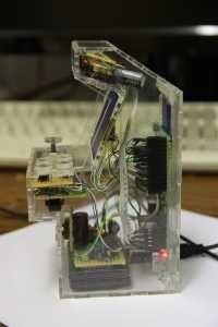 Raspberry pi arcade project