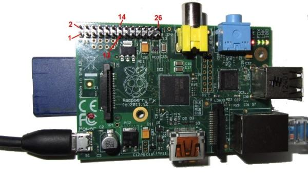 Creating a Blinking LED project for Raspberry PI