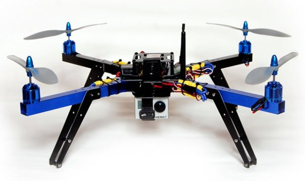 How to build your own Quadcopter Autopilot  Flight Controller