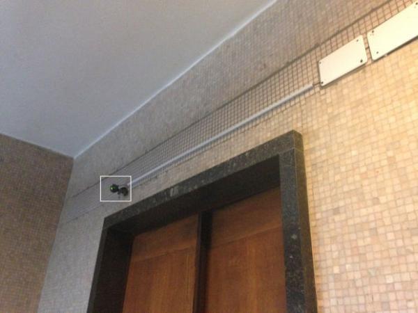 Old PC Accessories + Raspberry PI=DoorCam & surveillance Kit