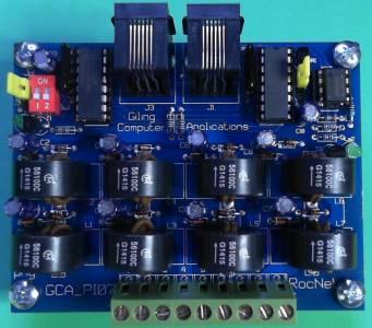 Model Railway Automation with Raspberry Pi