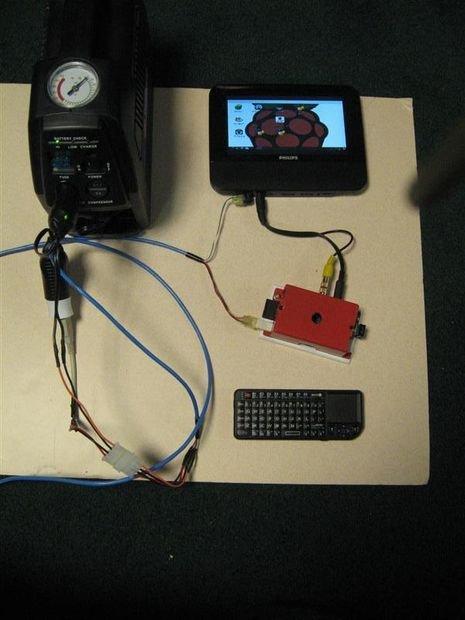 Port a Raspberry Pi Project