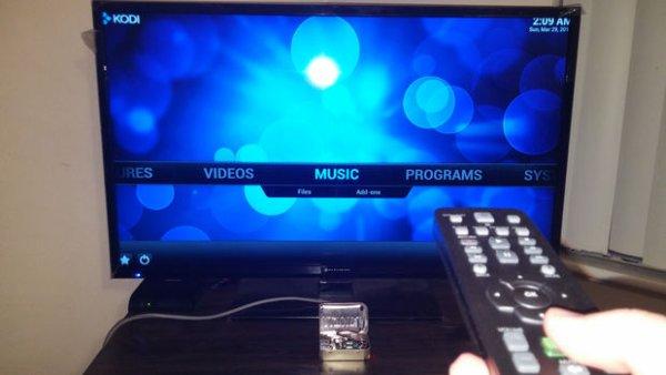 Raspberry Pi 2 Media Center