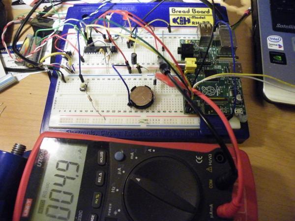 Raspberry Pi Power Controller