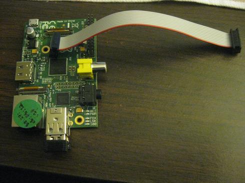 ircam raspberry pi shield -- first steps