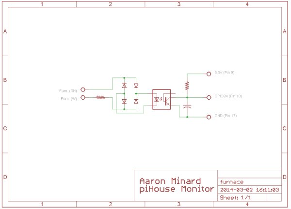 Aaron's piHouse Monitor Schematic