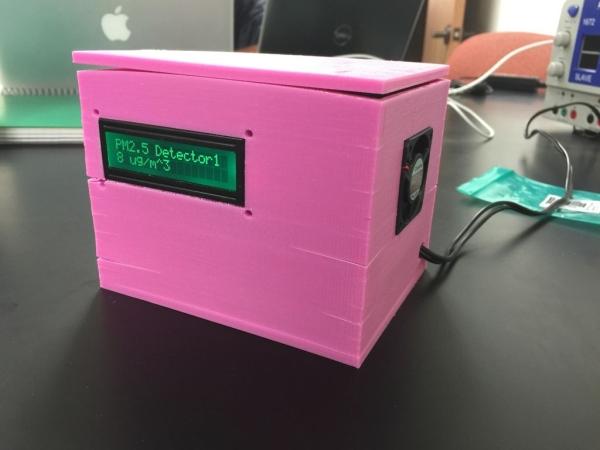 Air Pollution Detector