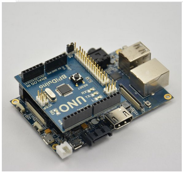 Banana Pi BPiDuino UNO Board Module, compatible with for Arduino UNO, available for Raspberry Pi