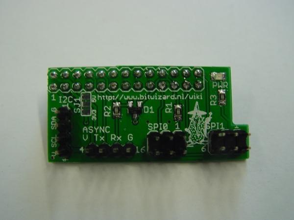 Boards – Breakout the Pi – I2C, UART, GPIO and More Board