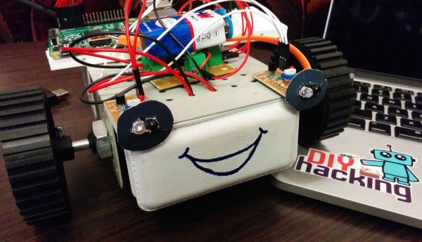 Build Raspberry Pi robots Best Tutorial for beginners