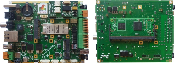 CALAO Systems Introduces PInBALL Industrial Board Based on Raspberry Pi Compute Module