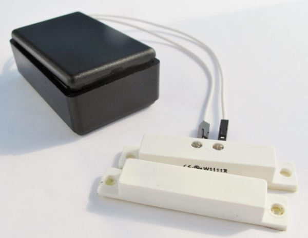 Construct a wireless switch or motion sensor