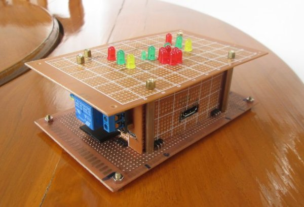 DIY Stripboard Veroboard Enclosure for Raspberry Pi (Part 2)