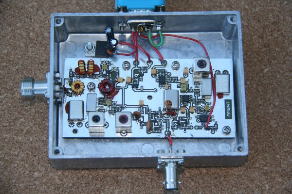 G0MRF 29.45 MHz Receiver Project