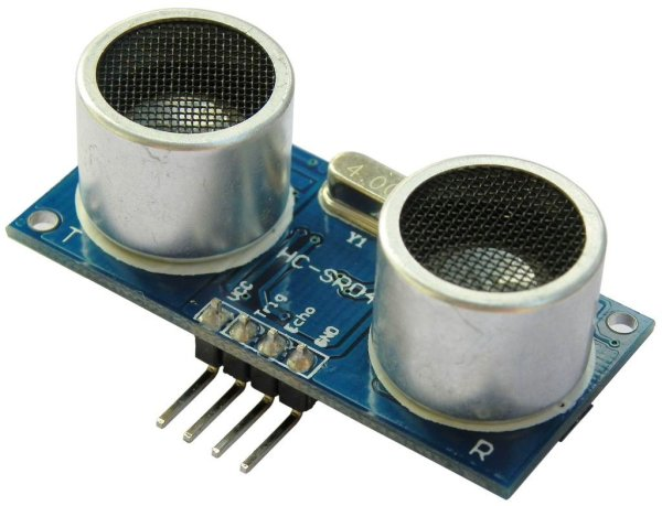 Interfacing HC-SR04 Ultrasonic Sensor with Raspberry Pi