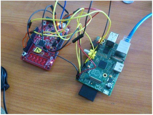 PSoC 4 Pioneer Kit Community Project#083 – Raspberry Pi Integration